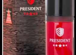 Milton Lloyd President  50ml EDT Spray