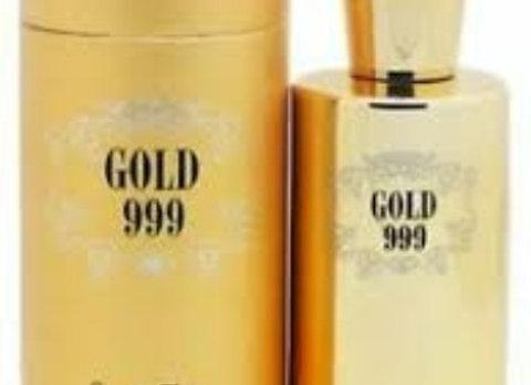 Saffron Gold 999 100ml Edt
