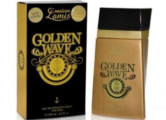 Creation Lamis Golden Wave 100ml Edt Spray