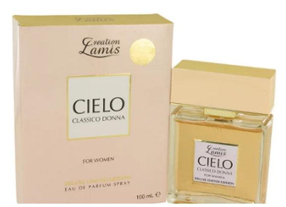 Creation Lamis Cielo Classico Donna Deluxe 100ml Edp Spray