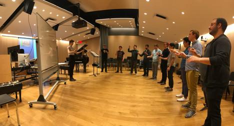 NYU Conducting Workshop