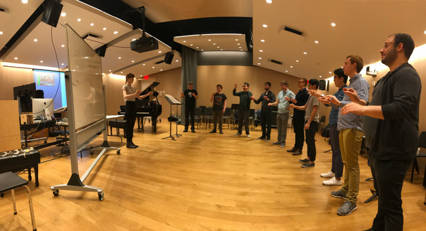 NYU Conducting Workshop