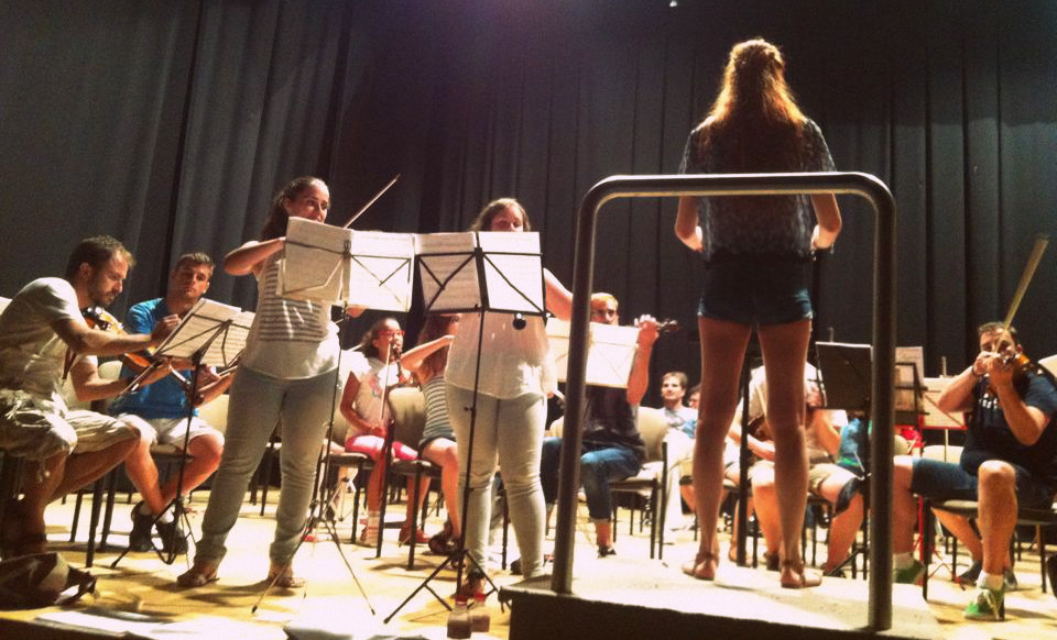 Conducting the SENT-ME Symphony