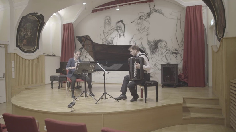 J. Horowitz - Sonatina für Klarinette 3. Satz