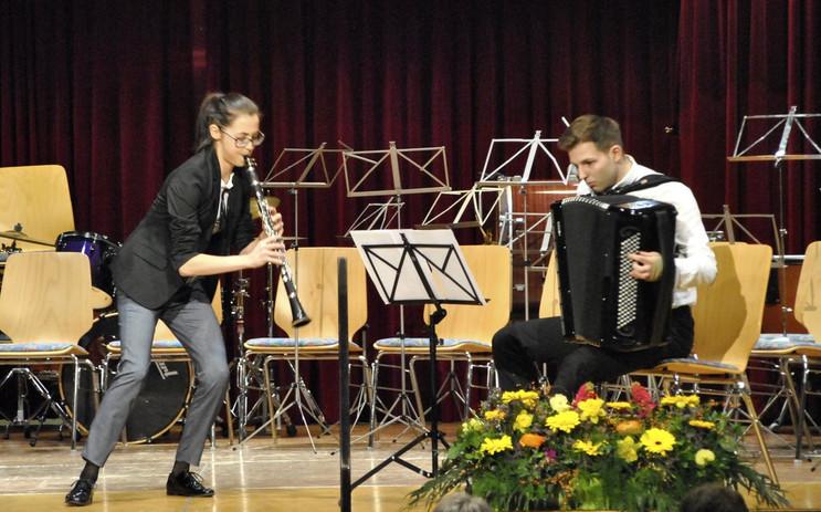 Jubiläumskonzert der Musikschule Brixental