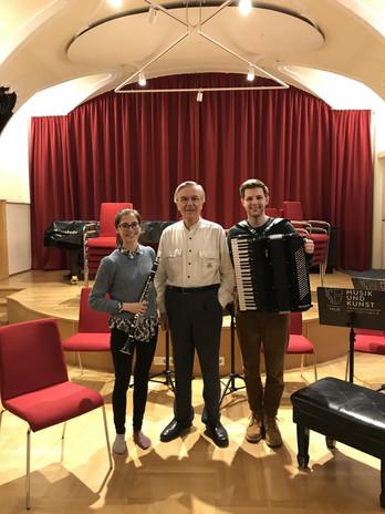 Meisterkurs mit Milan Turković