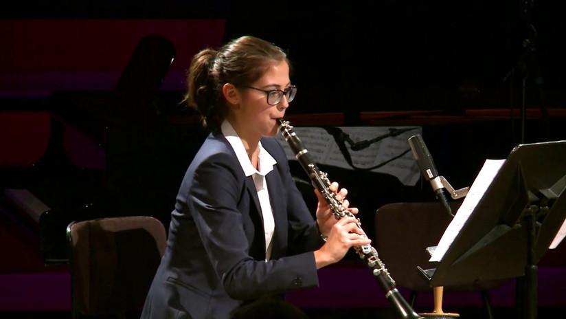 F. Poulenc - Sonata für Klarinette 3. Satz