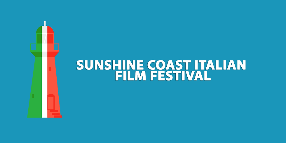 2020 Sunshine Coast Italian Film Festival Pass