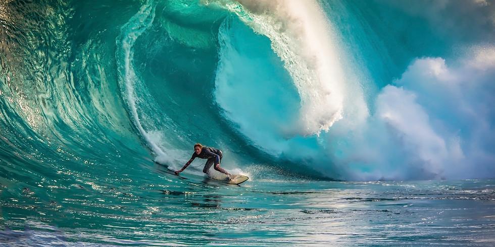 Big Wave Night - UNDONE & Surf Shorts