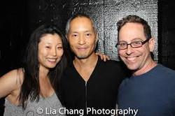 Deborah Craig and Ken Leung