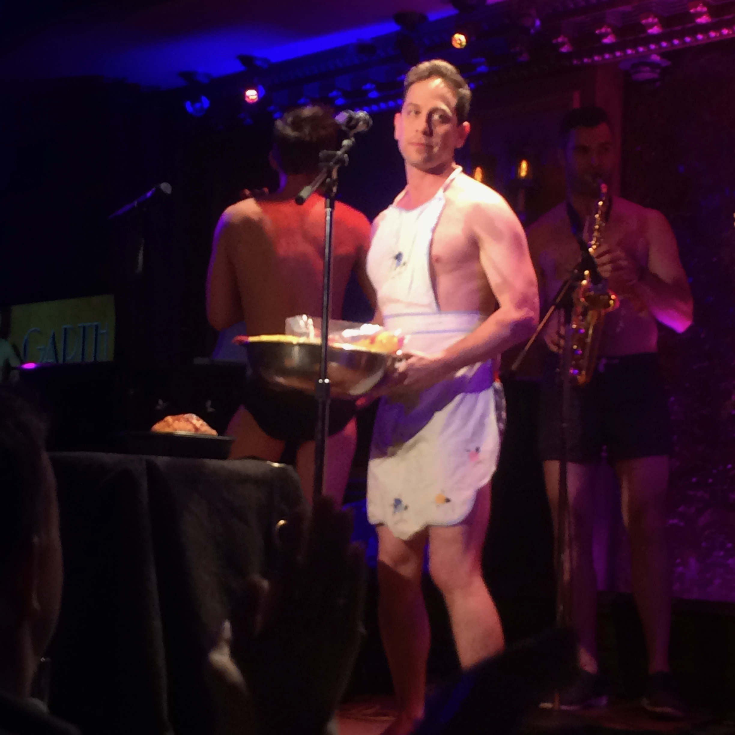 The Skivvies @ Feinstein's 54 Below