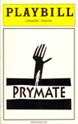 Prymate Playbill (2004)