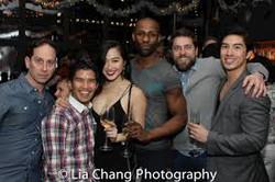 The cast of Miss Saigon