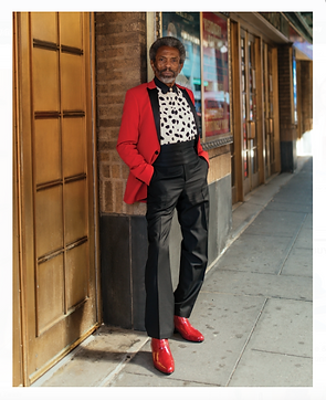 Andre De Shields. Photo by Flo Ngala for