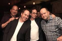 Michael Kostroff, Jim Ferris and Dave Koenig