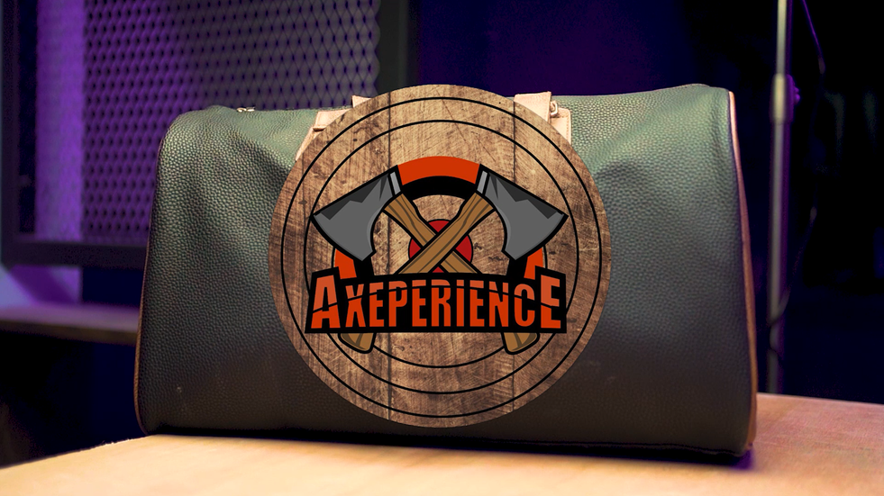 Video advert for Axeperience to promote their business