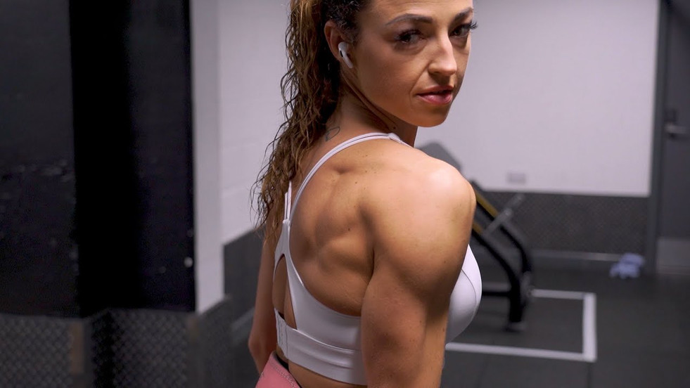 Fitness video filmed for Veronika, the latest winner of the UK's 2020 PCA bodybuilding competition. This video captures her preparation and determination needed in pursuing her dreams.