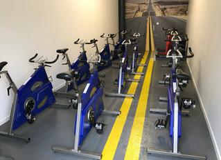 Salle de Bike opérationnelle