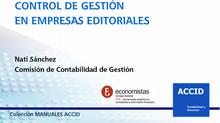Control y gestión en empresas editoriales