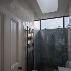 fishscale shower