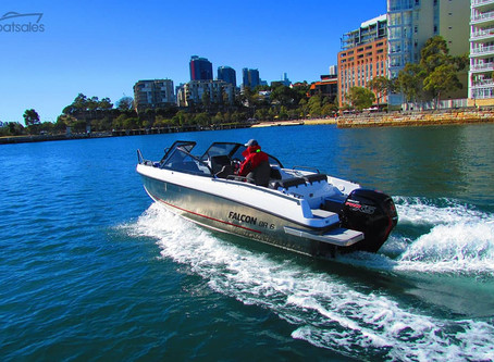 BOATSALES.COM.AU INITIAL REVIEW OF BELLA OFFERINGS