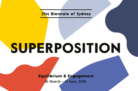 Take a boat to the 21st Biennale of Sydney | Cockatoo Island | 16 March - 11 June