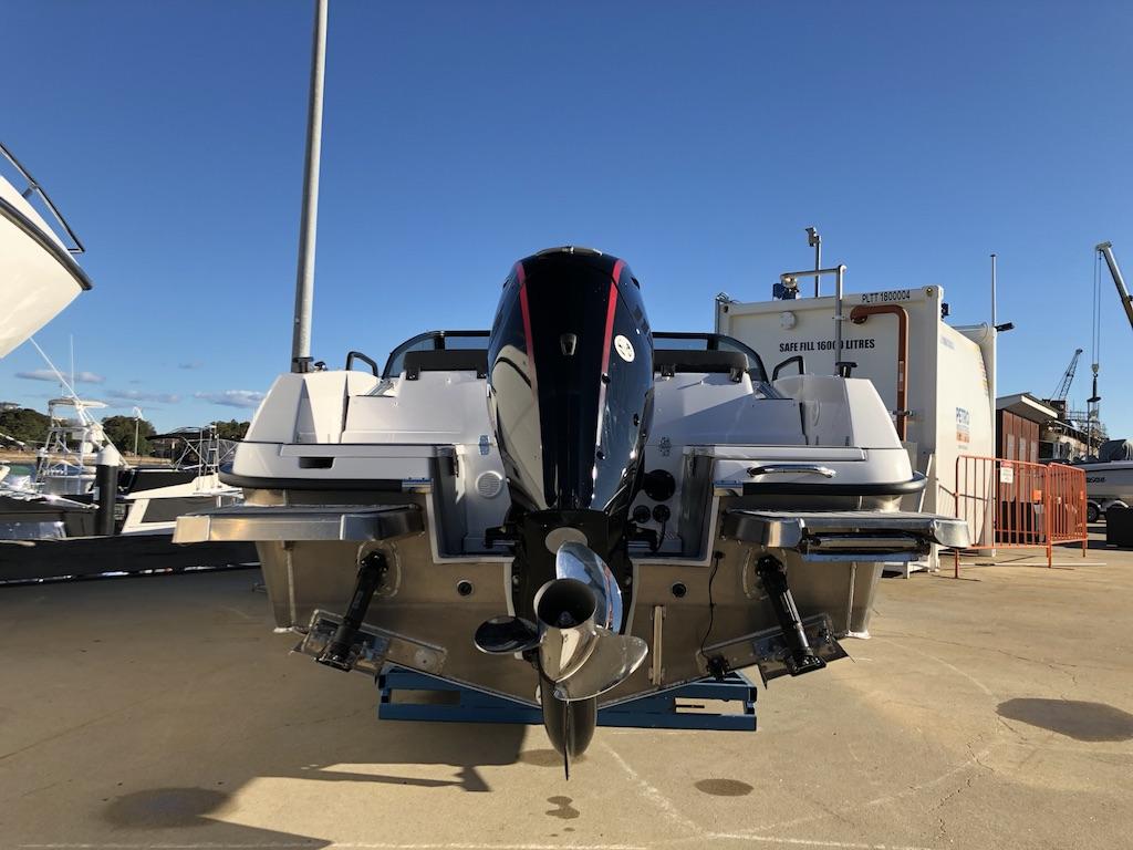Falcon BR 6 transom low