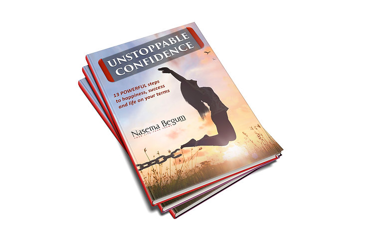 Free e-book-Unstoppable Confidence