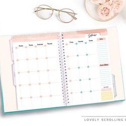Now you can pre order your planner or bu