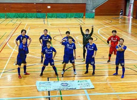 埼玉県フットサルリーグ2部 第3節 結果