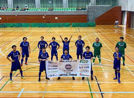 埼玉県フットサルリーグ2部 第4節 結果