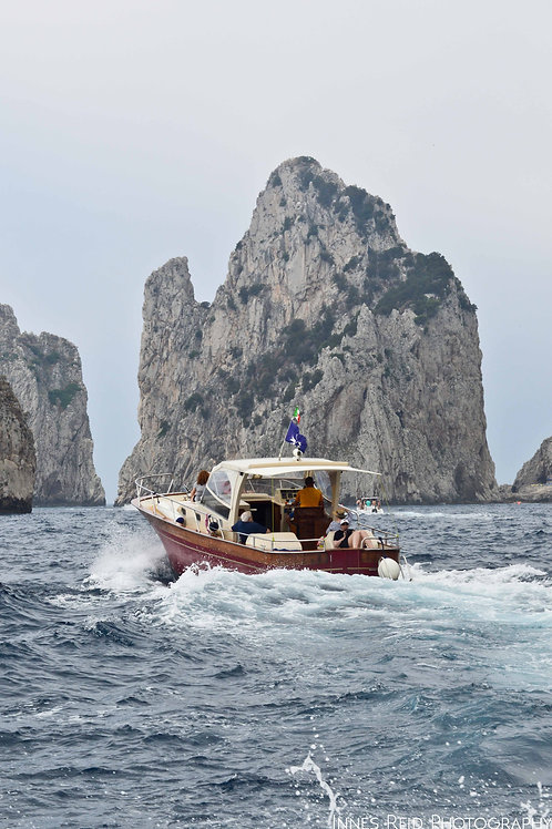 CAPRI SAILBOAT