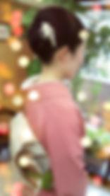 横浜市青葉区あざみ野駅徒歩1分、着付けもできる美容室、カットインボブ