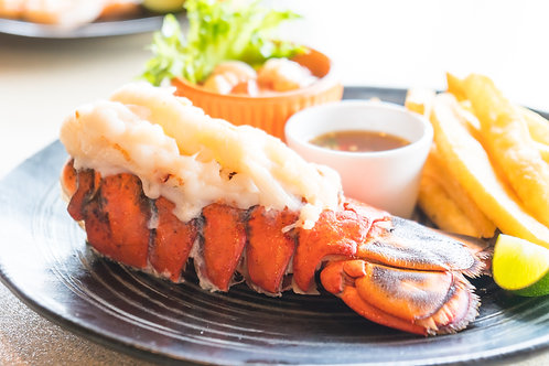 Cold Water Lobster Tail 6oz