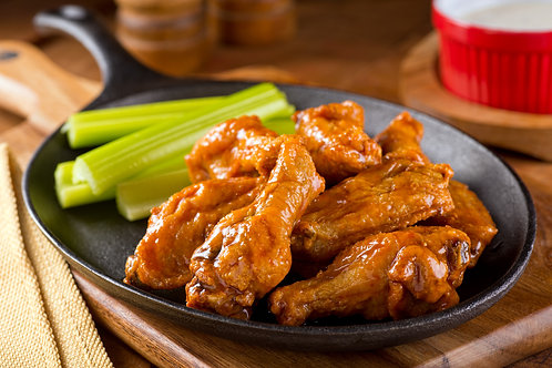 Buffalo Chicken Wings 1.5lb