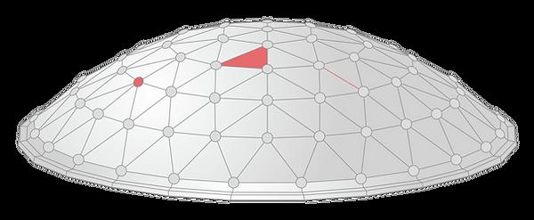 알루미늄 돔 커버