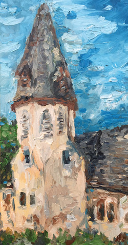 St. George's Steeple