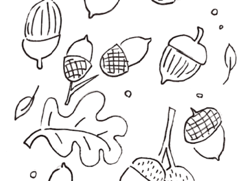Give Thanks for Everything- and Coloring Sheets!