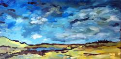 Prairie Fields Sky