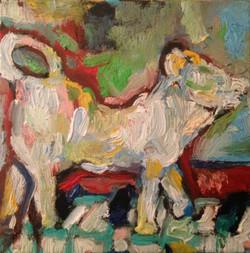 Creamer Cow