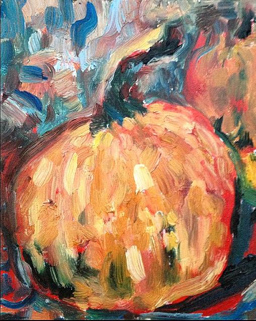 Decorative Pumpkin Season
