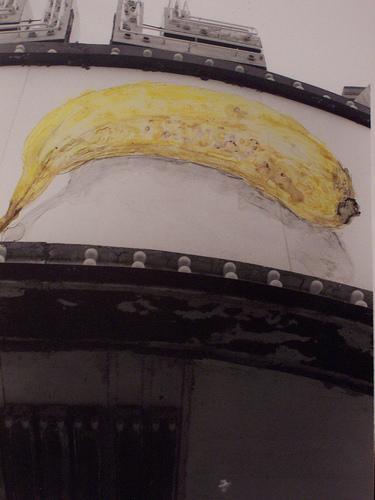 Silver Gelatin Banana