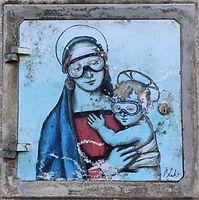 Street art in Arezzo