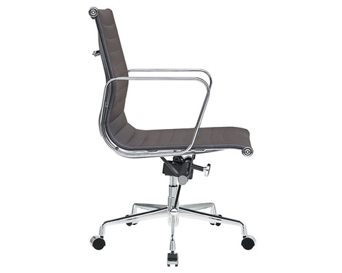 ribbed management chair hon office chairs manhattanofficedesign