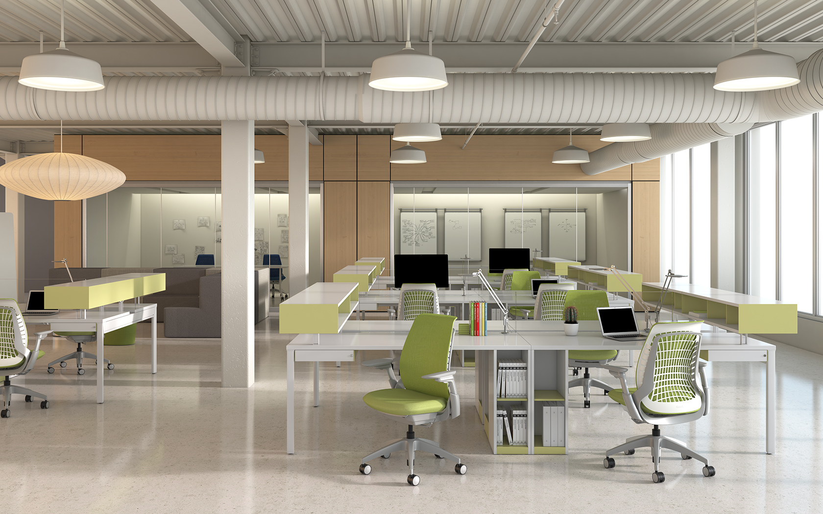 Manhattanofficedesign Hon Showroom Nyc Hon Desks Hon Cabinets Chairs