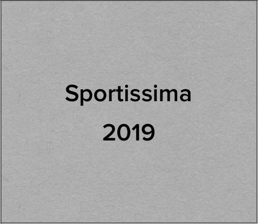 sportissima 2019