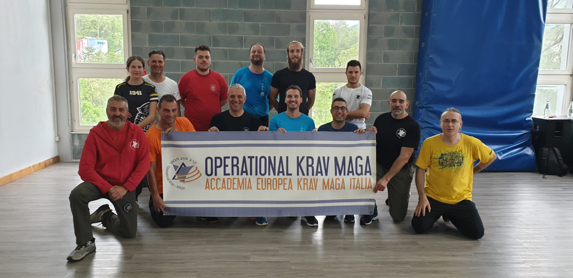 2019-05-12 Stage KravMaga Dragon's