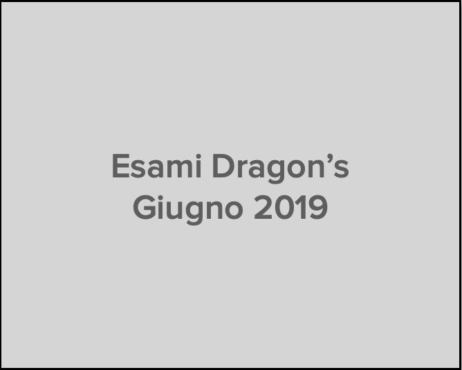 esami dragons giugno 2019