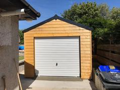 Workshop Garage (Front View)