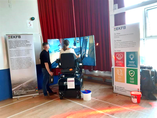 EKFB take their plant simulator to Pebblefest